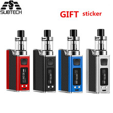 Original Electronic Cigarette 150w Kit Box Mod 1500mAh Built-in Battery With 2.0ml Tank Vaporizer E-Cigarette Box Vape Kit цена и фото