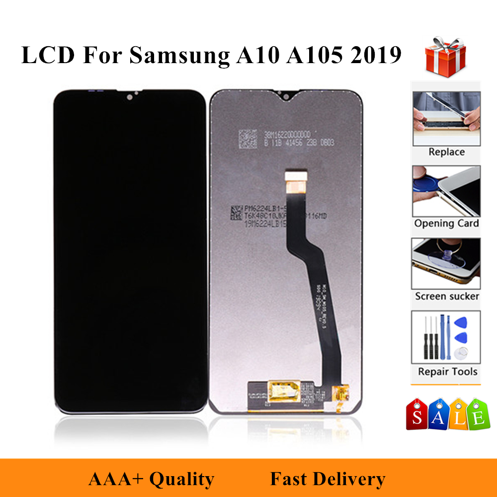 For <font><b>Samsung</b></font> galaxy <font><b>A10</b></font> <font><b>lcd</b></font> DigitizerA105/DS A105FD A105M Display Touch <font><b>Screen</b></font> Digitizer For <font><b>Samsung</b></font> A105F <font><b>LCD</b></font> image