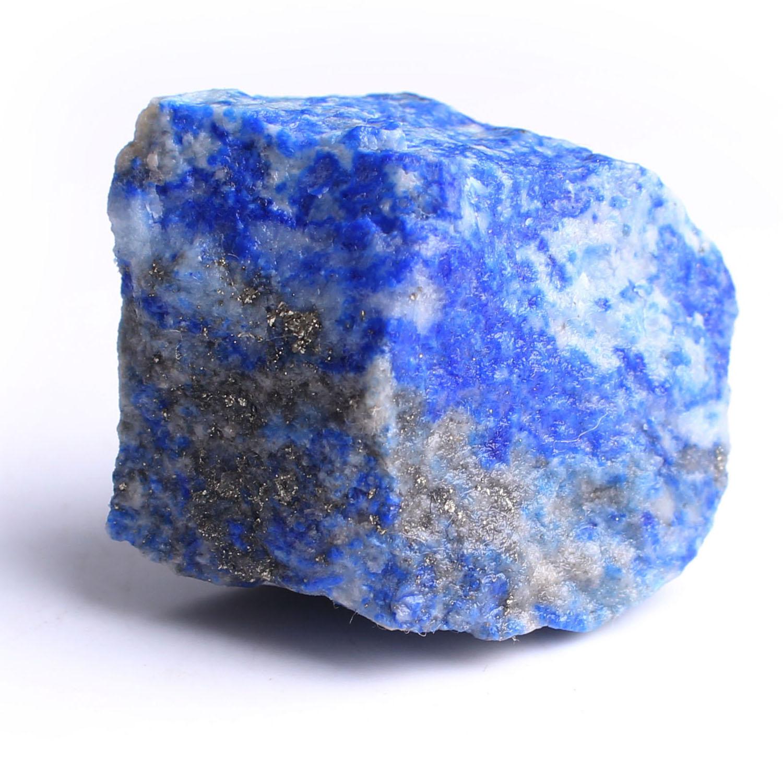 50g Natural Crystal Gravel Tiny Lazurite Heal Quartz Aquarium Stones Ornaments