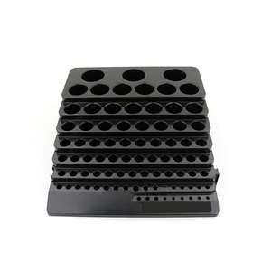 Case Organizer Drill-Bit Storage-Box Milling-Cutter And Black Finishing-Holder High-Quality