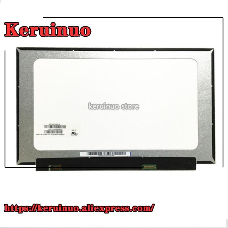 "B156XTN08.0 EDP 1366x768 with no screw holes 15.6/"" LED LCD Screen Display Panel"