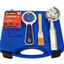 3 in 1 Cross Cut Adhesion Tester Rotary Cross-Cut Tester Kit