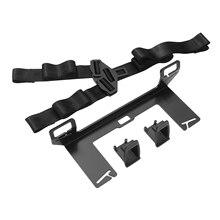ISOFIX 벨트 커넥터 안전 벨트 브래킷 래치 범용 자동차 ISOFIX 브래킷 어린이 안전 시트 마운트 브래킷 스틸 래치