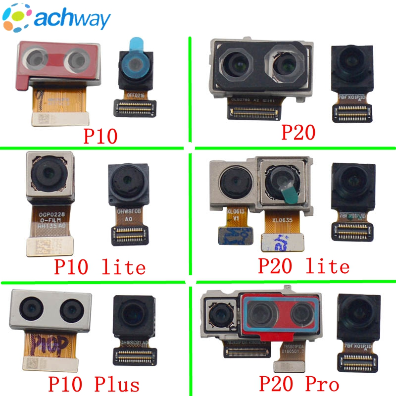 Original Front Camera Flex Cable For Huawei P10 P10 Lite P10 Plus Camera Flex Cable For Huawei P20 P20 Lite P20 Pro Front Camera