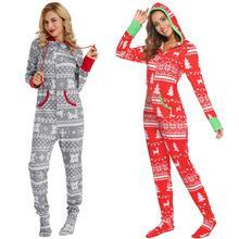 Zexxxy новогодняя пижама новогодняя снежинка шаблон 2 шт Xmas взрослые мужчины и женщины теплая пижама с капюшоном новогодняя пижама PJS набор