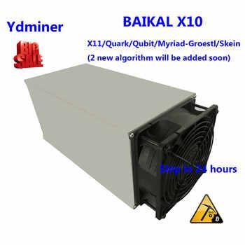 Baikal X10 neue Baikal block OPB Dash X11 10G Quark 10G Quibt 10G Vielzahl-Groestl 10G Nist5 10G Strang 5G X11Gost 1,35G Miner