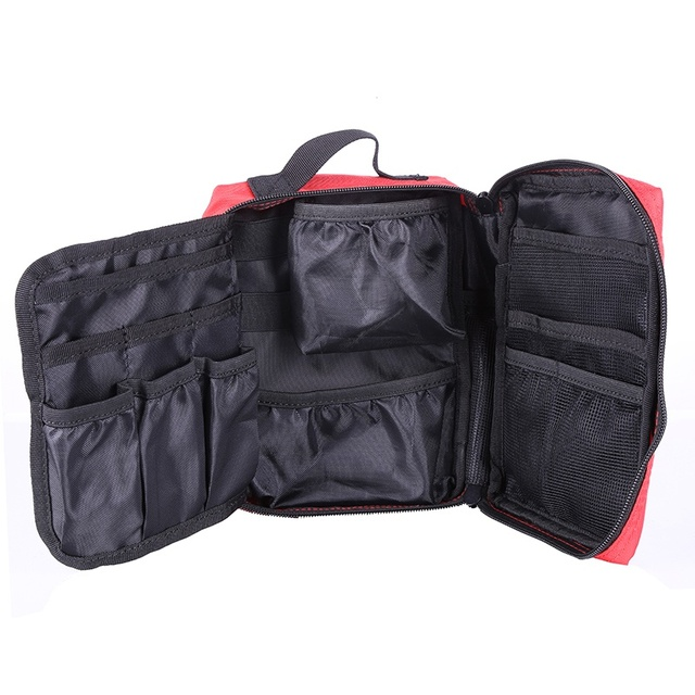 Nylon Waterproof anti-corrosion First Aid Kit Bag Emergency Kits Portable Medical Package For Outdoor Tour Camping Travel Surviv 5