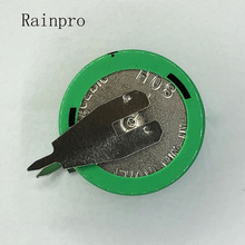 Ni-Mh Cell-Battery Timer Button Rechargeable 80mah Rainpro with Pins for 1pcs/Lot