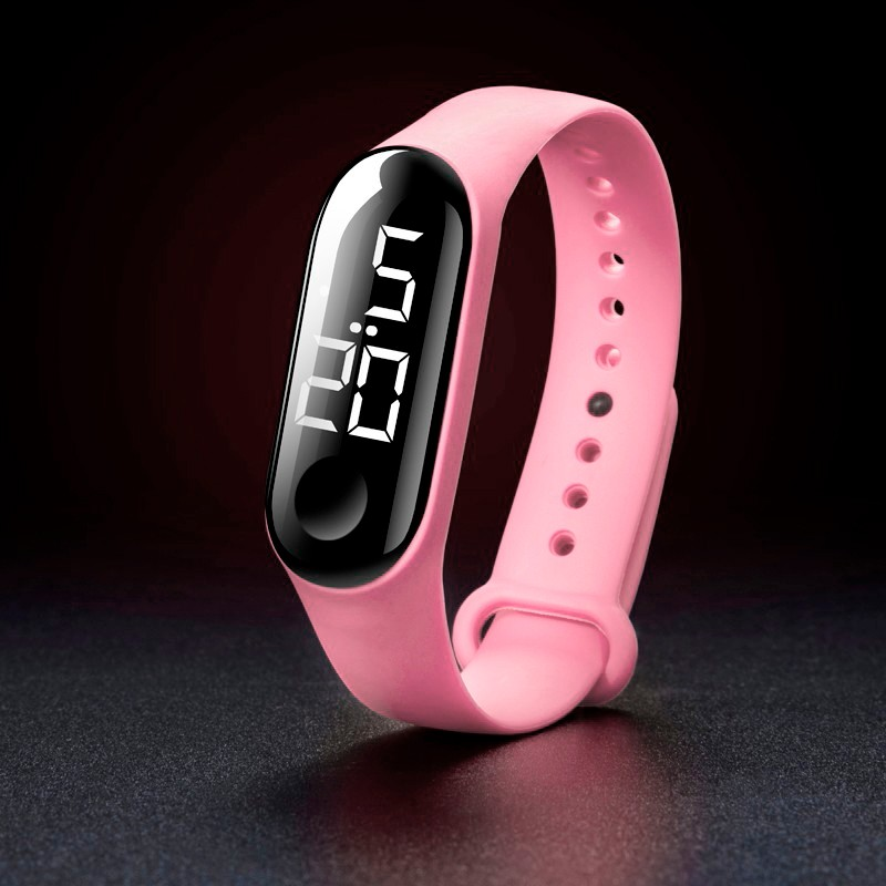 Men Electronic Digital Beautiful Sport Watch LED Display 2021