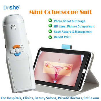 Portable Digital Video Electronic Mini Colposcope FA2 3000 000 Pixels with Display Screen Sunny Medical Miniscope Suit SEYES - DISCOUNT ITEM  21% OFF All Category