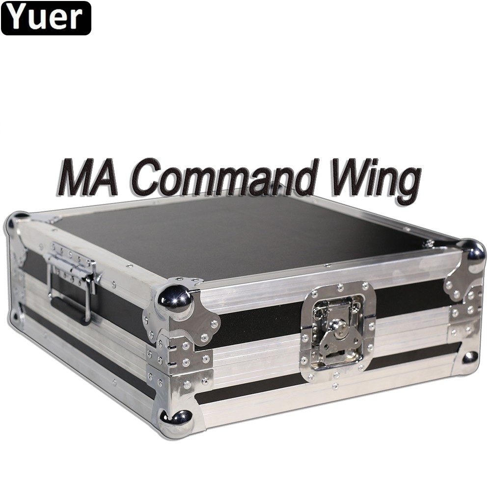 Высококачественный DMX512 MA Command Wing сценический светильник контроллер для Светодиодный движущийся головной свет DJ вечерние дискотечный сцени...