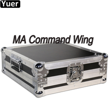 높은 품질 DMX512 MA 명령 윙 무대 조명 컨트롤러 LED 이동 머리 DJ 파티 디스코 무대 효과 조명 콘솔