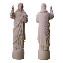 Статуэтка Иисуса Христос из смолы, статуэтка Святого Блаженного, Статуя Девы Марии