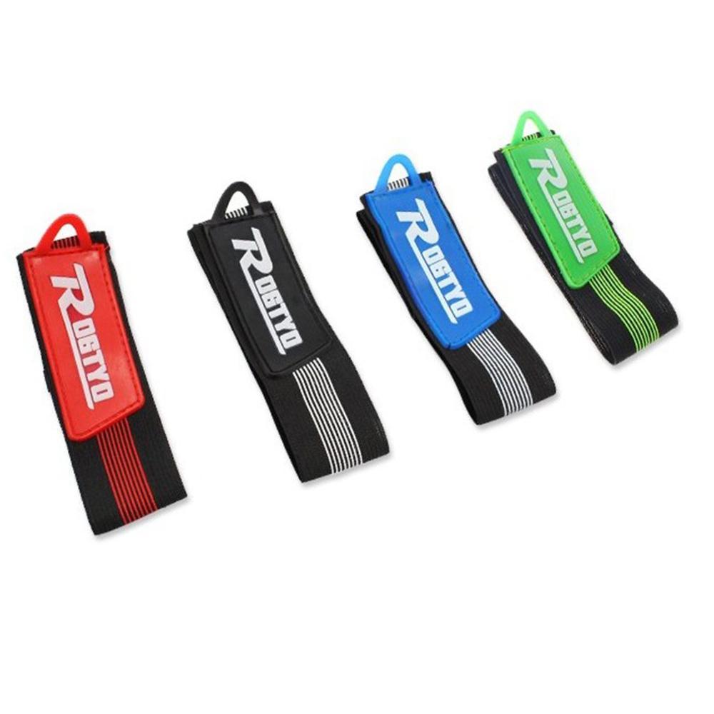 Велосипедные штаны повязка луч Светоотражающие леггинсы на завязках пояс велосипедный ремень оборудование для ночной езды Аксессуары для ...