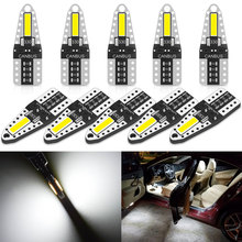 10x W5W Car Interior Bulb T10 LED 194 168 Lights For Mazda 3 6 CX-5 323 5 CX5 2 626 Spoilers MX5 CX 5 GH CX-7 GG CX3 CX7 MPV RX