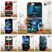 Jurassic Park For Xiaomi Redmi Note 2 3 3S 4 4A 4X 5 5A 6 6A Pro Plus Soft Phone Cases Cover(China)