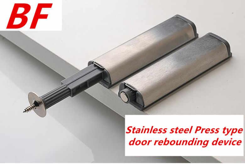 Soft Close Kitchen Door Damper Cabinet Door Stopper Noise-cancelling Buffer