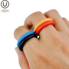 Ukebay новые резиновые кольца эластичное кольцо Женские аксессуары