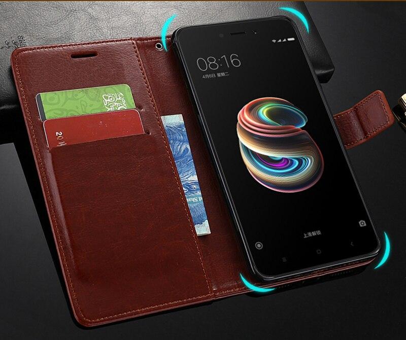 Flip Leather Case Redmi 7A 6A 6 5 Plus For Xiaomi Mi A3 A1 A2 9 Lite 8 SE Wallet Cover 1