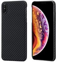 Original Designer 100% Real Carbon Fiber Case For iPhone X XR XS MAX Ultrathin Full Peotection Aramid Fiber Fitted Back Cover