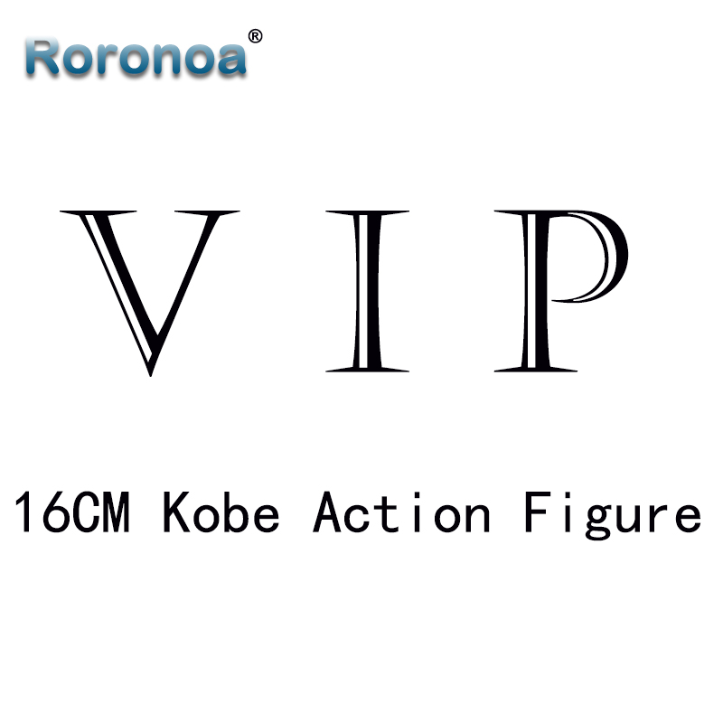 16cm Basketballplayer Kobe Bryant Action Figure Q Version Of Mode Collectible Model Toys