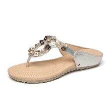 Marine handmade women's slippers sandals female summer slippers female characters non-slip women's beach shoes
