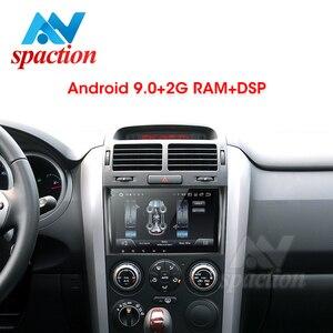 Anspaction android 9.0 samochodowy odtwarzacz dvd dla suzuki grand vitara 2006-2011 multimedialny samochodu radio stereofoniczne z gps z kierownicą nawigacji