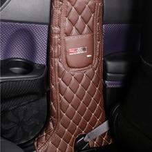 Modifica per Toyota C HR 2018 colonna Anti kick pad protezione Pad anti sporco Pad per C HR modifica protezione interna