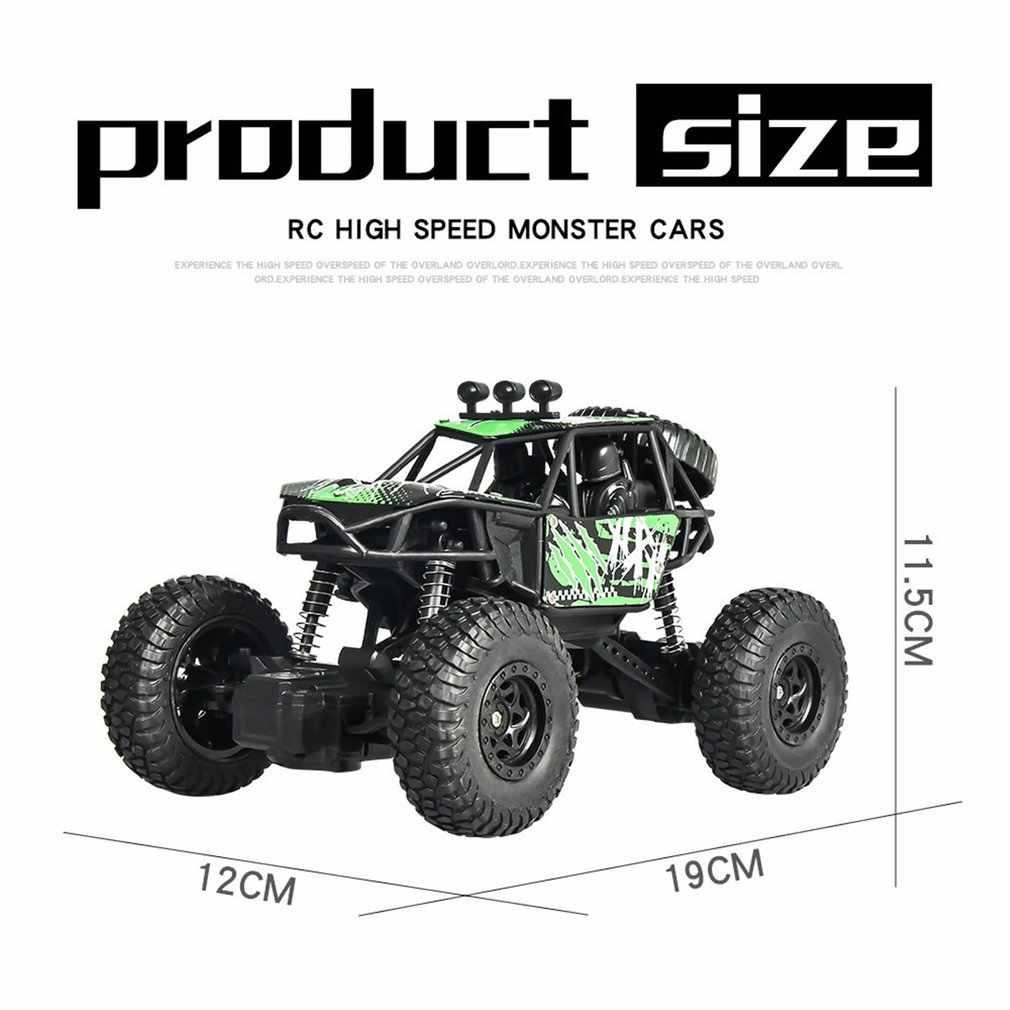 1/20 スケール 2.4 2.4ghz 4WD 高速 RC クローラクライマーバギーオフロードロック防水 Rc リモートコントロールカーモデル RTR RC のおもちゃ趣味