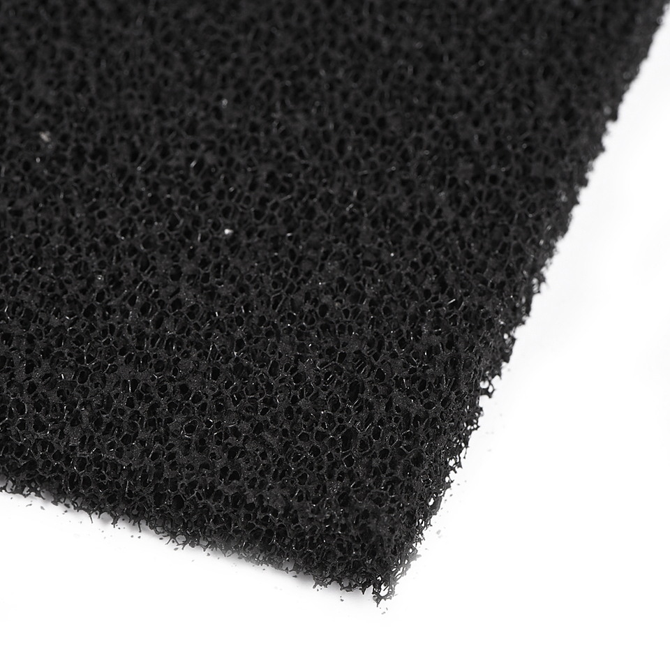 ROSEBEAR 10 Pack Activated Carbon Filters For Soldering Smoke Absorber 13cm x 13cm Fume Extractor Weiding Tools functional