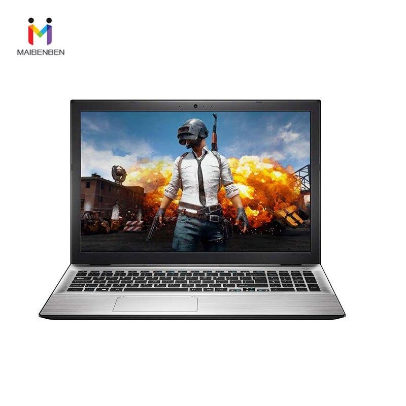 MAIBENBEN Xiaomai 5 Business Laptop ADS 4415U 940MX 8G RAM 240G SSD DOS / WIn 10 Ultra-thin Free Mouse, Mouse Pad