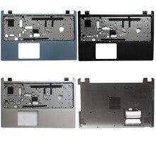NEW non-touch Case Cover For ACER Aspire V5-531 V5-531G V5-571 V5-571G Palmrest  bezel keyboard/Laptop Bottom Base Case Cover