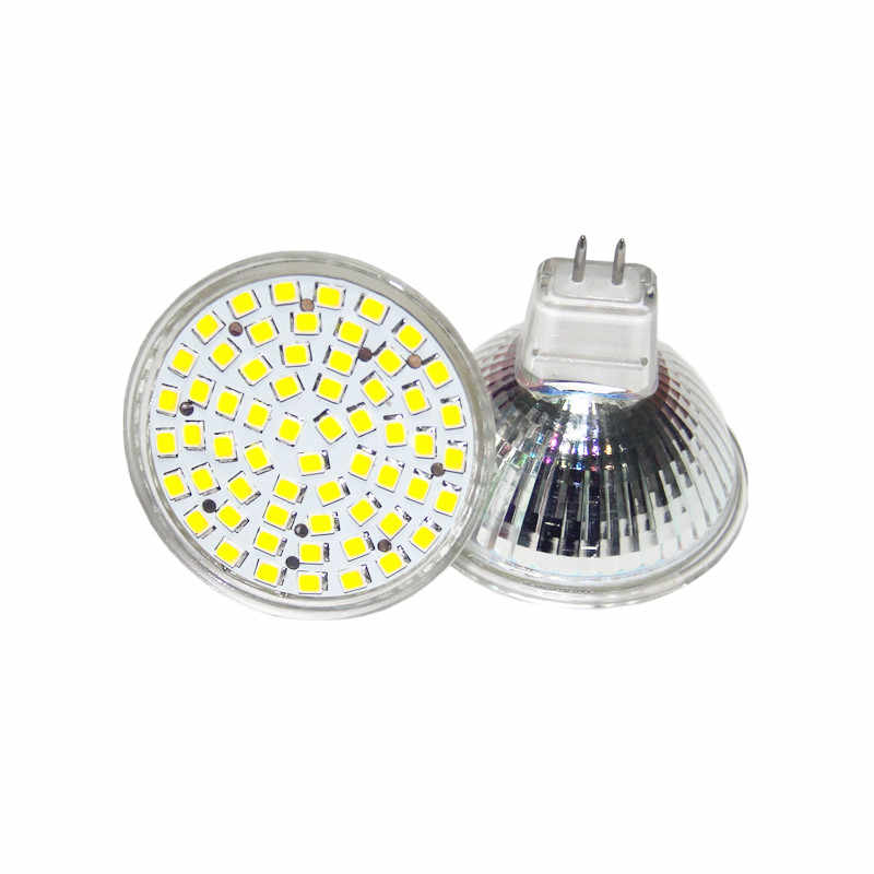 3w LED MR16 Spotlight Bulb 12v DC MR11 120Degree glass Replacement halogen lamp