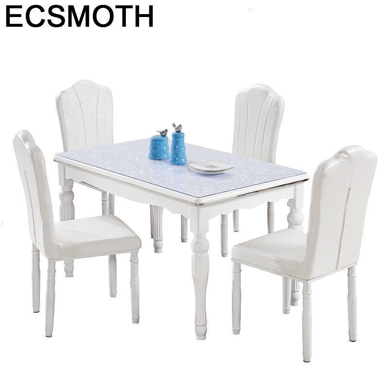 Room Langer Eettafel Tisch Piknik Masa Sandalye Tavolo Da Pranzo A Manger Moderne Wooden Mesa Comedor Desk Tablo Dining Table