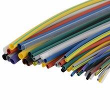 55 шт термоусадочные трубки для автомобильных кабелей