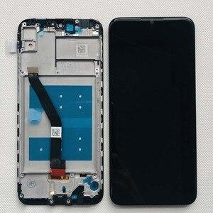 Image 5 - 6.09 orijinal yeni LCD ekran için Huawei onur 8A onur 8A Pro JAT L29 LCD ekran dokunmatik ekran Digitizer meclisi + çerçeve