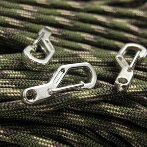 5pcs/lot Locking Carabiner Key