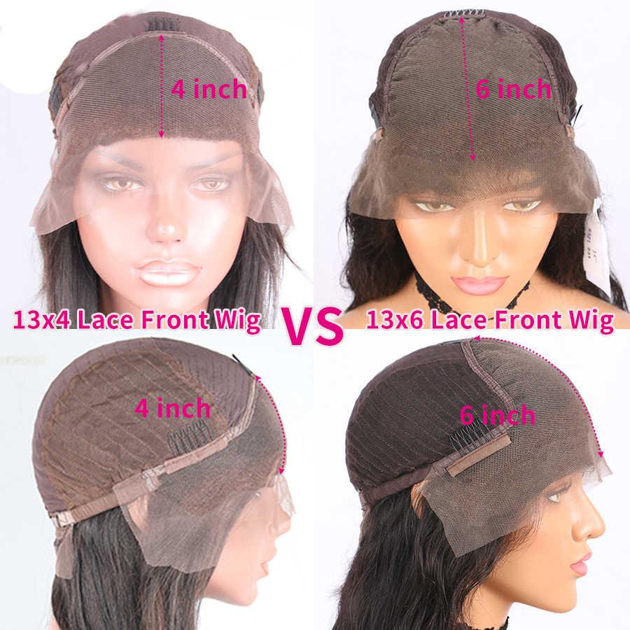 Jarin 13x4 13x6 Spitze Front Menschliches Haar Perücken 30 32 inch Gerade Menschenhaar Perücken 150% spitze Frontal Perücke Pre Gezupft Mit Baby Haar