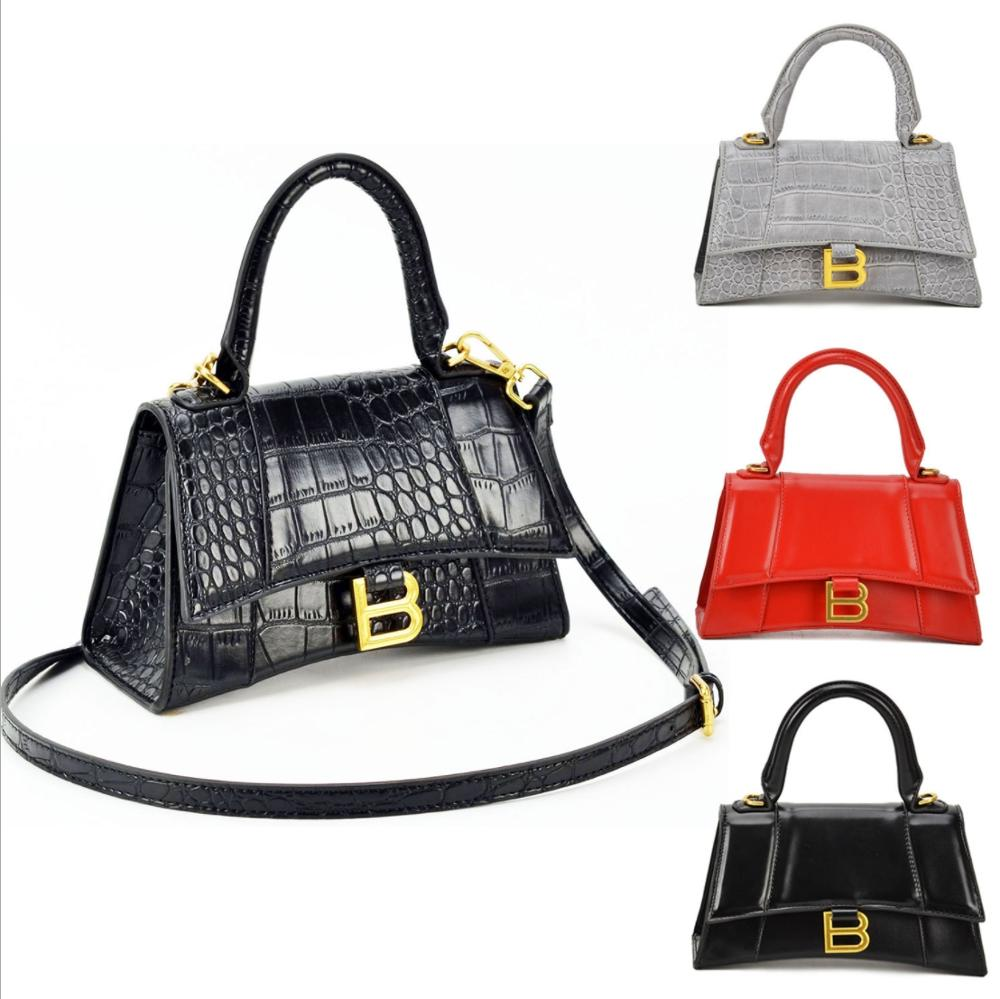 Vintage Hobos Women Crossbody Lady Handbag Messenger Bag OL Alligator Pattern Small PU Leather Bag Women Totes Retro Handbag