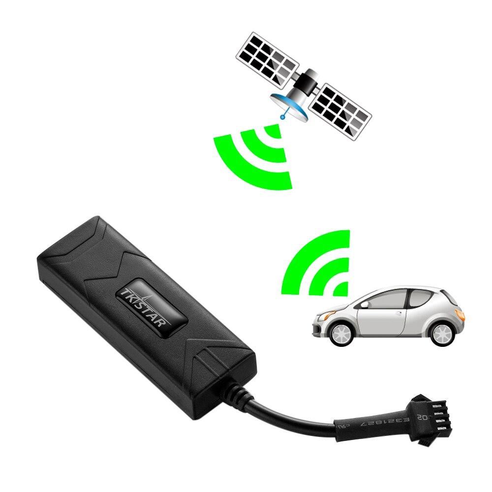 Mini Car GPS Tracker TK806 TKSTAR Remotely Cut Engine DC10 80V Motorcycle GSM Locator Realtime ACC Alert Free Tracking Alarm|GPS Trackers|   - AliExpress