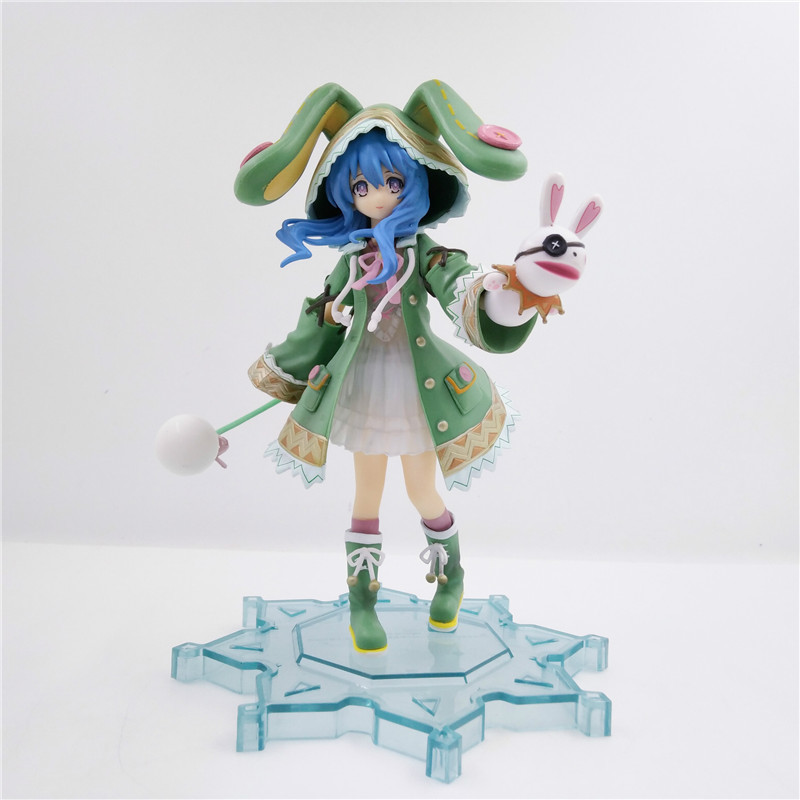 DATE A LIVE Yoshino Kimono Yukata 1//7 Figur Modell Statue Spielzeug 24cm Neu