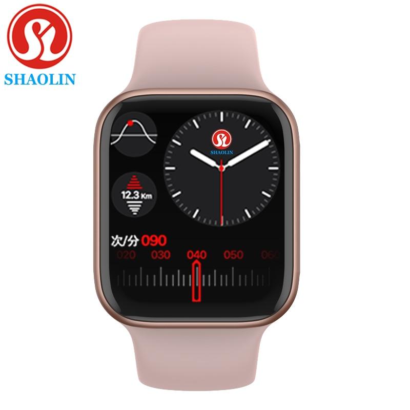 Умные часы серии 6, часы с синхронизацией уведомлений, поддержка подключения, Apple Watch, iphone, Android, часы, телефон, умные часы, мужские и женские ча...