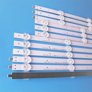 """Image 3 - 12 pcs LED Backlight Lamp strip For LG 47""""TV 6916L 1259A 6916L 1260A 6916L 1261A 6916L 1262A LC470DUE SF R1 R2 R3 R4 U1 47LA6210"""