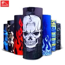 Halloween Cycling Mask Head Scarf Neck Warmer Ski Sport Monster Skull Face Mask Winter Bike Bicycle Bandana Cycling Scarf 2016 new fashion women mens multifunctional headwear skull bandana helmet neck face head mask halloween turban