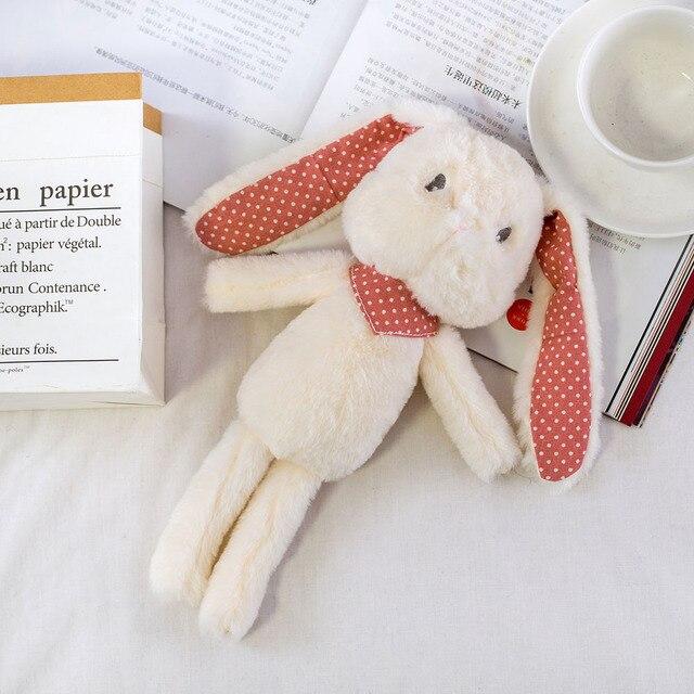 30/40/55CM Soft Rabbit Plush Toys Bunny Stuffed Plush Animal Baby Toys Stuffed Rabbit Plush Doll Girls Baby Birthday Gift