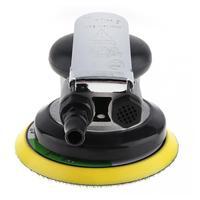 Lixadeira orbital pneumática  lixa para superfície circular  não vácuo  5 Polegada  ferramenta manual  polida