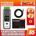 New VXDIAG VCX SE for BMW ICOM A2 A3 Next ECU Programming obd2 Scanner Diagnostic tool For BMW Ista Mini Coding Inpa with SSD