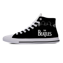 Hot Latest Men's Casual The Beatle Band Metal Music3D Patter
