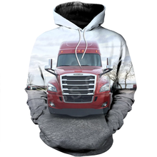 Tessffel Trucker Truck colorful Mens Womens shirts/Sweatshirts/Hoodie/zipper 3Dfullprint Pullover Tracksuits Casual Crewneck s11