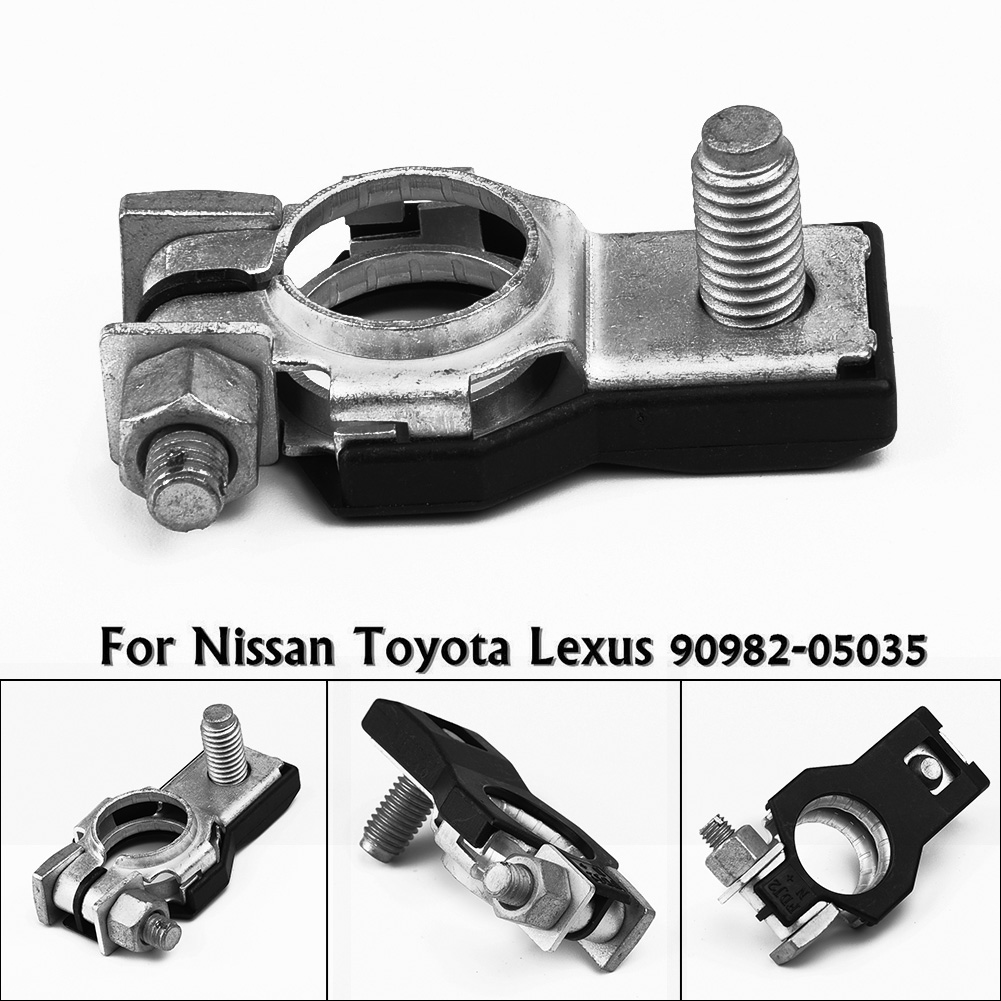 New Battery Cable End Positive 24340-7F000 For Nissan Toyota Lexus 90982-05035